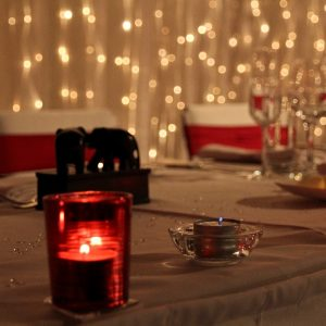 Candles, Votives & Lighting