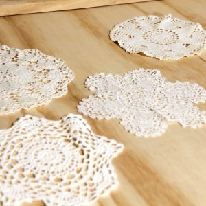 Doily Rounds misc, Wedding Hire Auckland