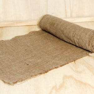 Hessian Table Runner, Wedding Hire Auckland