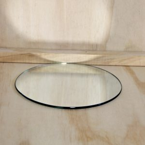 Mirror Base Round 20cm, Wedding Hire Auckland
