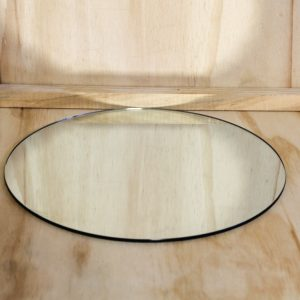 Mirror Base Round 30cm, Wedding Hire Auckland