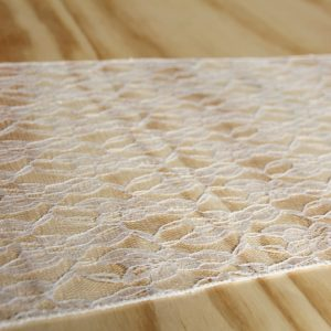 Table runner White Lace