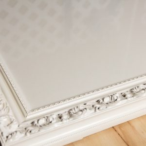 White Ornate Frame, Wedding Hire Auckland