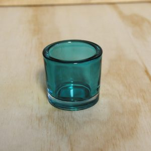 Votive Teal, Auckland Wedding Hire