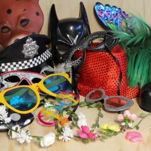 Photobooth Props, Auckland Wedding Hire