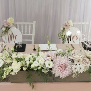 Floral, Vases & Glassware